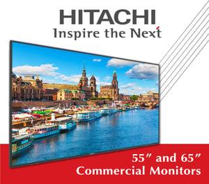 Hitachi-Monitors