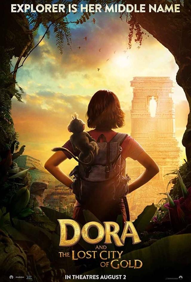 Dora The Explorer Film Picture